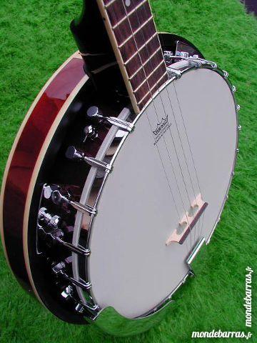 Banjo Bluegrass 5 cordes 110 Les Rosiers-sur-Loire (49)