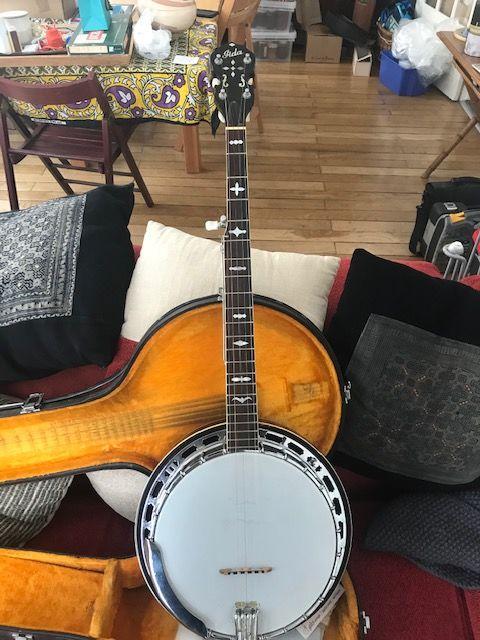 Banjo 5 cordes Gida années 80 900 Paris 12 (75)