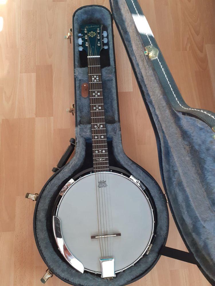 Banjo guitare 6 cordes 200 Arnage (72)