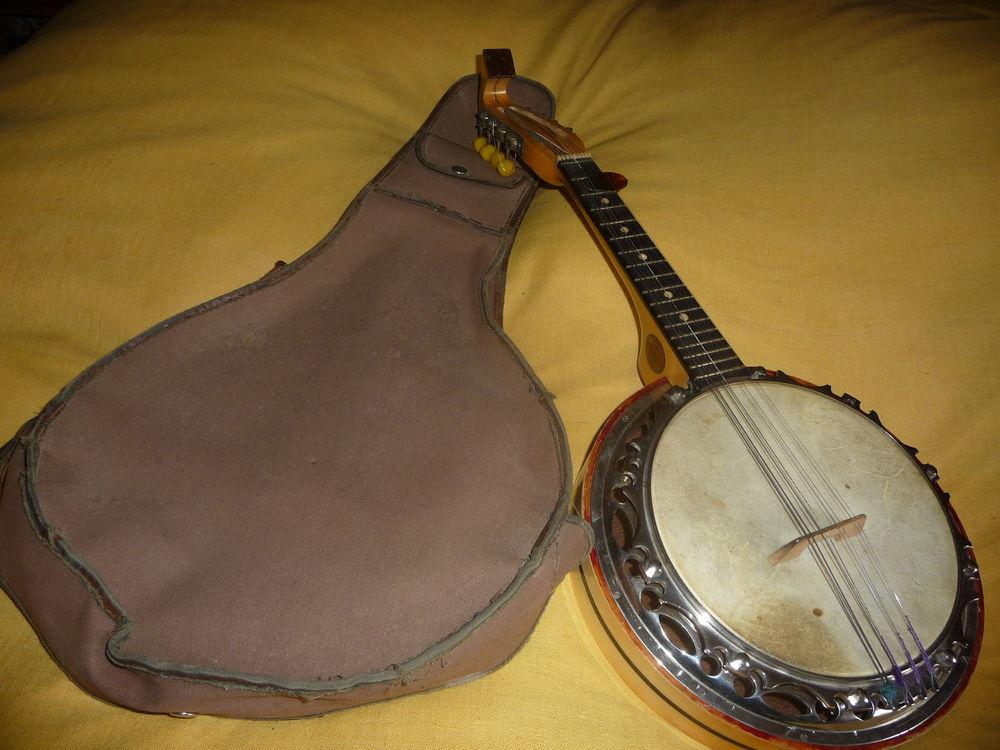 Banjo-Mandoline 170 Saint-Quentin-sur-Nohain (58)