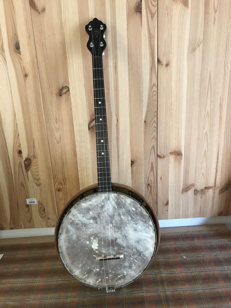 banjo ténor américain  650 Italie ()
