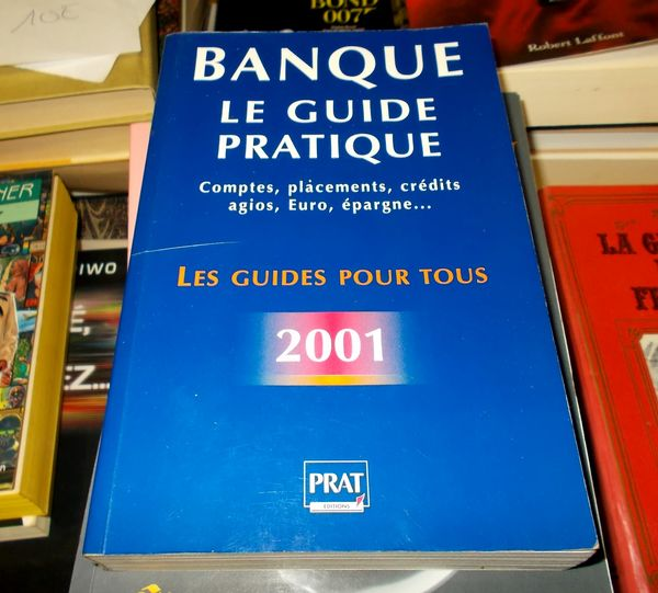 Banque le guide pratique pour tous 2001 10 Monflanquin (47)
