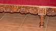 Banquette Canapé Salon ancienne style Louis XV 3 places Meubles