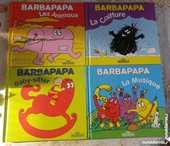 LOT 4 BARBAPAPA ANIMAUX COIFFURE BABYSITTER 8 Attainville (95)