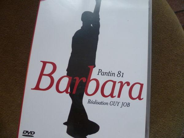 DVD BARBARA PANTIN 84 5 Saint-Quentin (02)