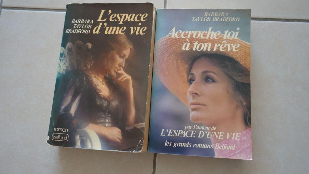 Barbara Taylor Bradford (Romance, Passion) 1 Hyères (83)