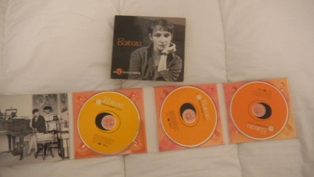 Barbara triple CD originaux en TBE 15 Marseille 4 (13)