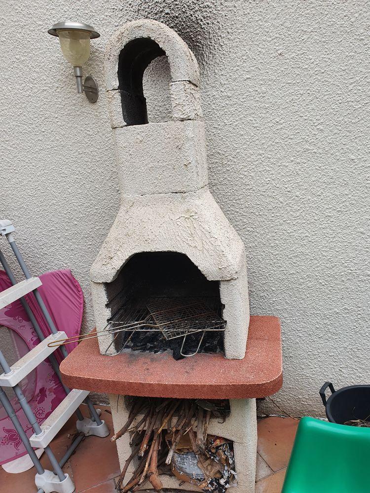 Barbecue en beton 150 Avignon (84)