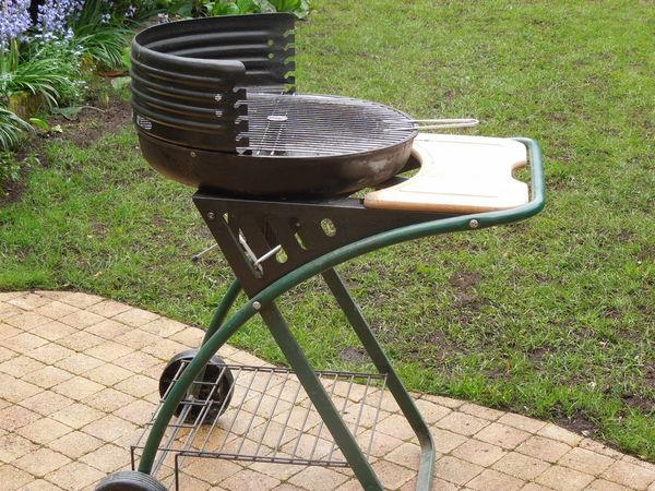 Achetez barbecue cuve fonte occasion, annonce vente à ...