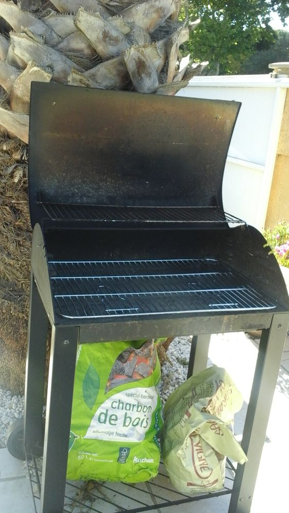 Barbecue en fonte  0 Béziers (34)