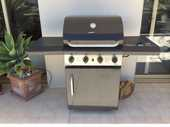 Barbecue gaz Grandhall premium 323 390 Nice (06)