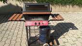 Barbecue / Gril / Gaz 50 Gourin (56)