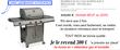 Barbecue neuf, de 2020, servi 2 fois 300 Gisors (27)