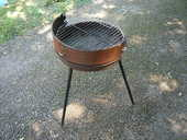 Barbecue tôle 10 Castres (81)