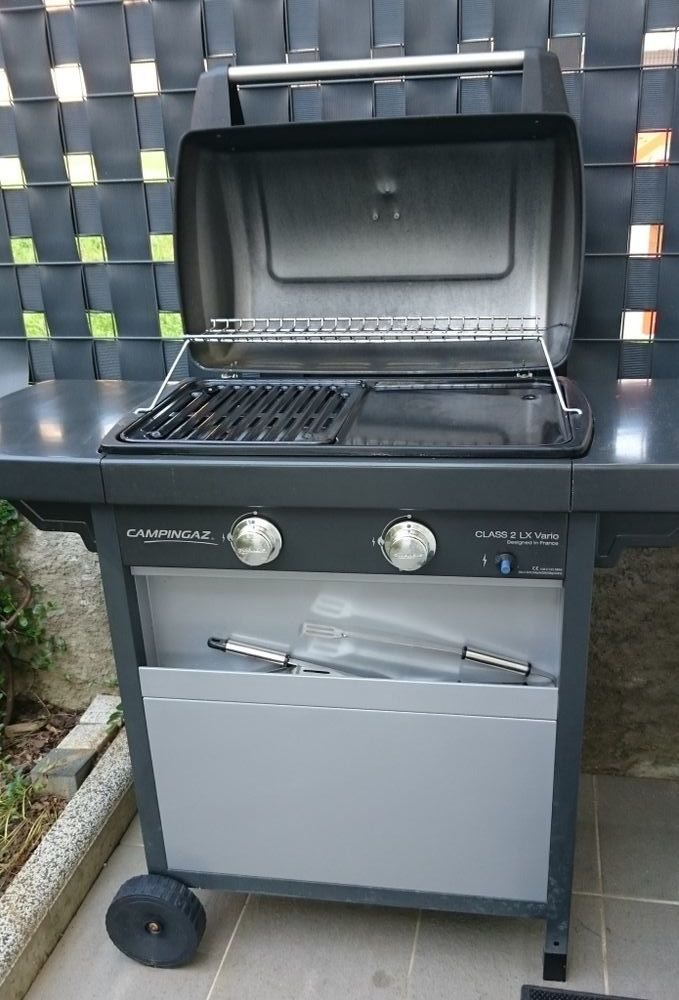 Barbecue A Gaz Camping d'occasion