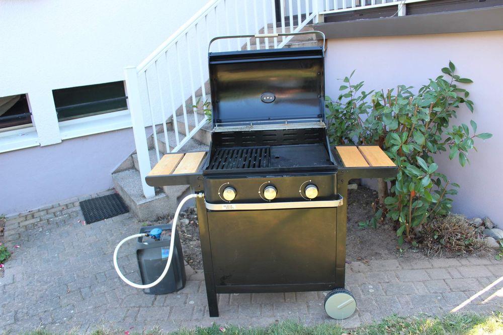 barbecue Jardin
