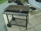 BARBECUIEW  DE TERRASSE 100 Chey (79)