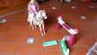 Barbie et son cheval articuler + 3 accessoires Jeux / jouets