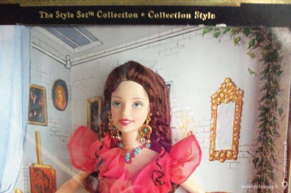 Barbie collection  Bohémienne -mfd95 70 Goussainville (95)