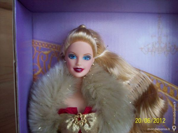 Barbie collection  Glamourous Gala   75 Goussainville (95)