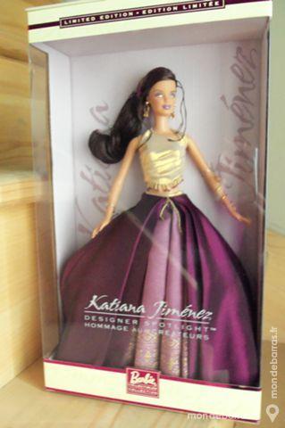 Barbie collection  Katiana Jimenez   75 Goussainville (95)