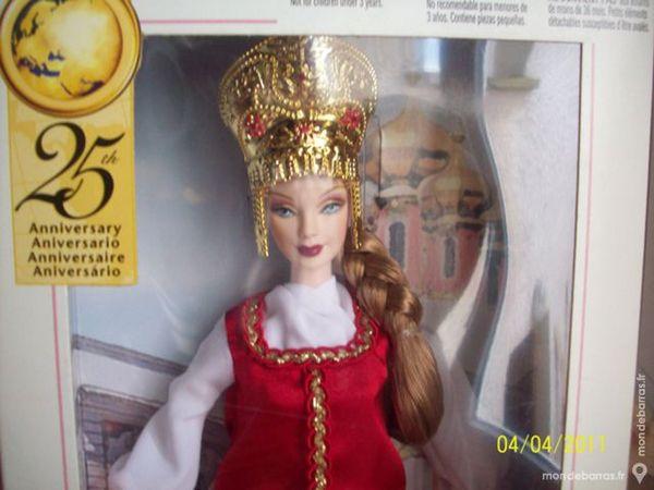 Barbie collection «Princesse de la Russie » 55 Goussainville (95)