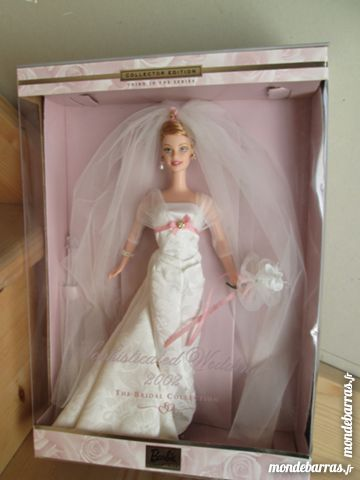 Barbie collection  Sophisticated Wedding  90 Goussainville (95)