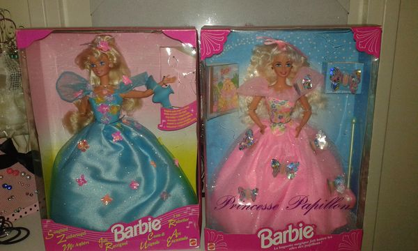 Barbie   collection  15 Melun (77)