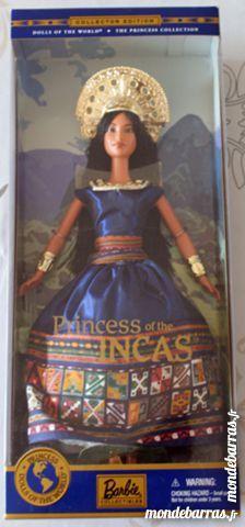 Barbie Princesse du Monde   Princesse des Incas    50 Cabestany (66)
