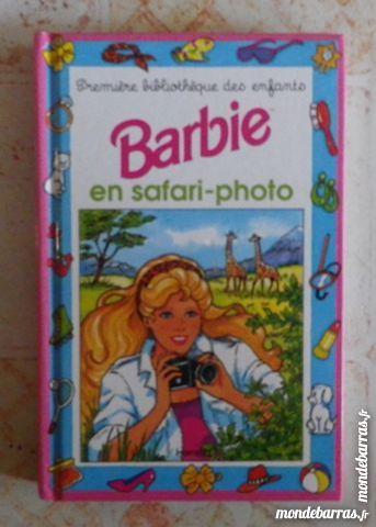 BARBIE EN SAFARI-PHOTO 1ère BIBLIO DES ENFANTS 68 1 Attainville (95)