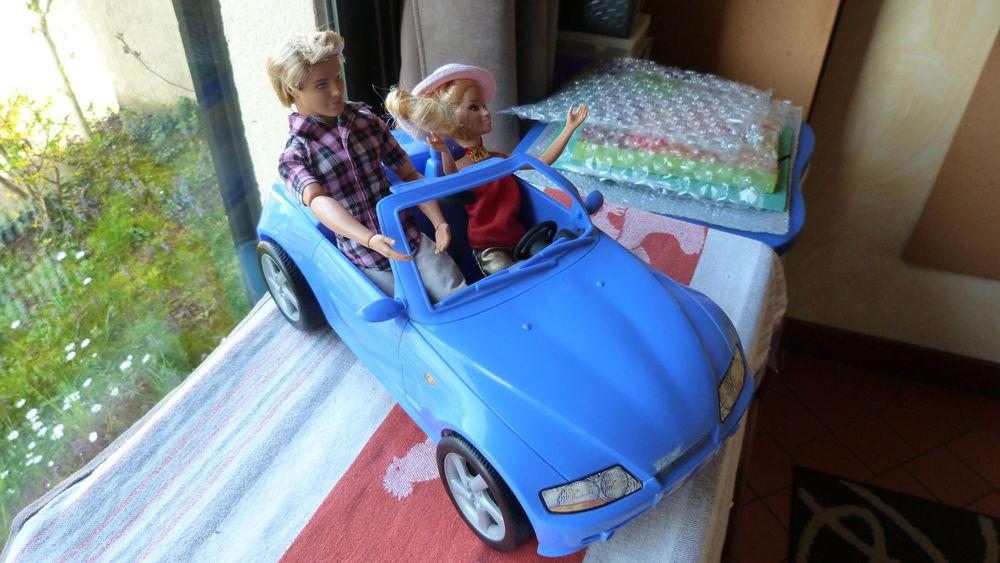 Barbie et Ken en Voiture bon état 20 euros 20 Cormeilles-en-Parisis (95)