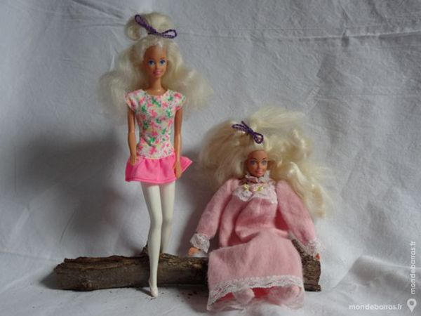 Barbie x 2 8 Chevry-Cossigny (77)