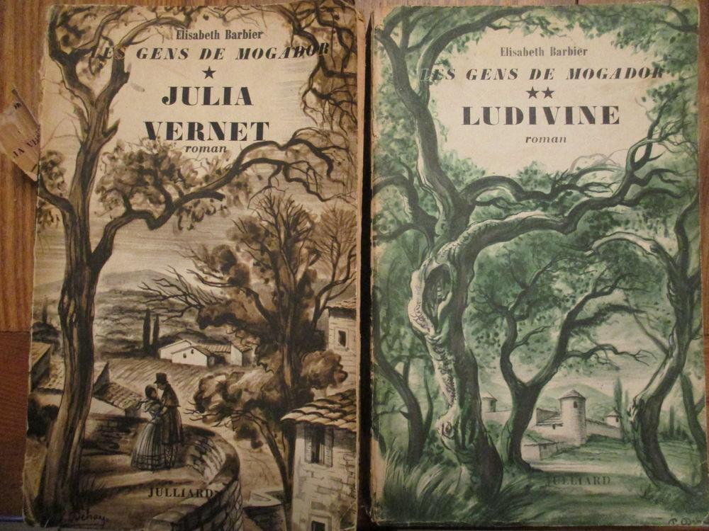 Barbier Elisabeth : Julia Vernet et Ludivine 4 Sathonay-Village (69)