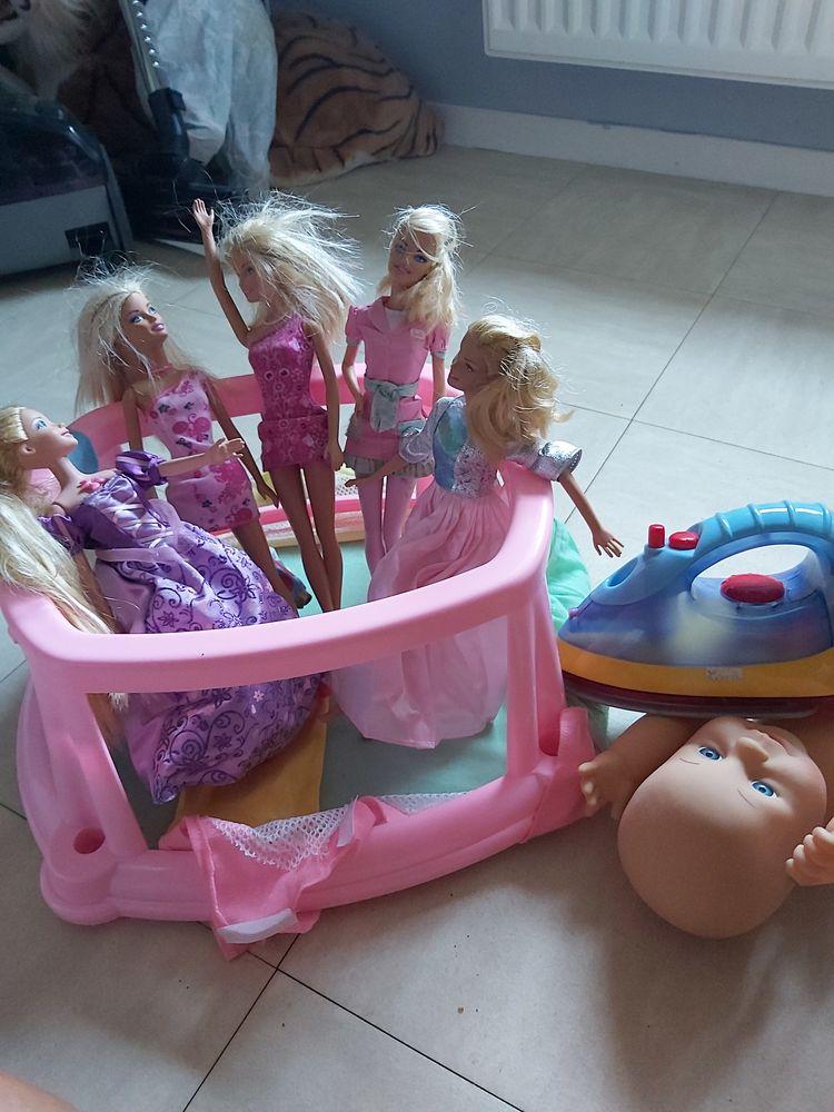 Barbies Jeux / jouets