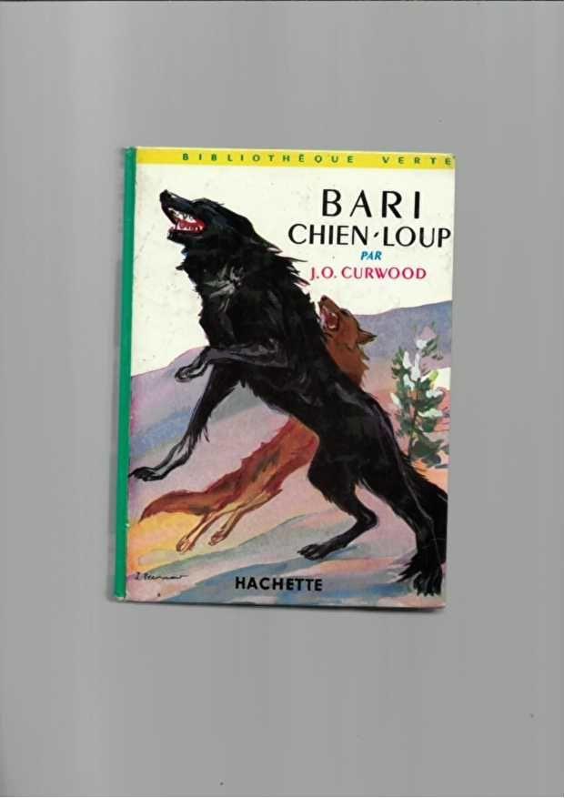 Bari, Chien-Loup n°4 de 1959 3 Saint-Jean-d'Angély (17)