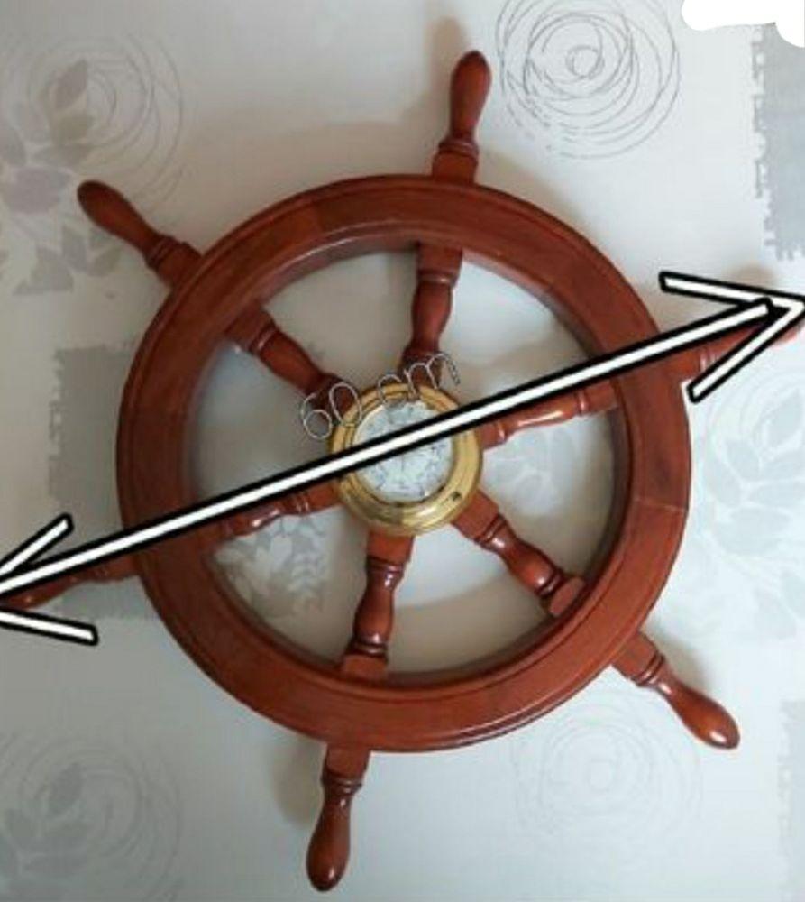 Barre de  navigation avec baromètre Drissler Leroux 40 Béthune (62)