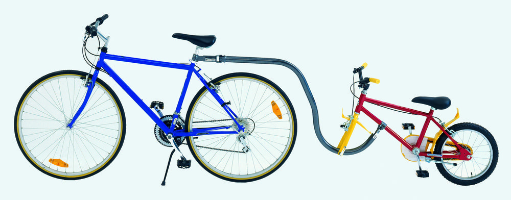 barre de remorquage pour vélo enfant DRIV JUNIOR 75 Bussy-le-Grand (21)