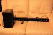 Barre de Son SAMSUNG noire  HW. C450  +Caisson de grave. 60 Les Ulis (91)