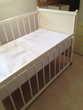 lit à barreaux équipé Mobilier enfants