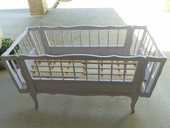 lit à barreaux pour bébé 15 Sémalens (81)