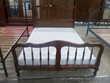 Lit à barreaux style Louis XV 140X190 120 Toulouse (31)
