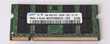 Barrettes mémoire SODIMM  1GB PC2-5300S-555-12-E3
