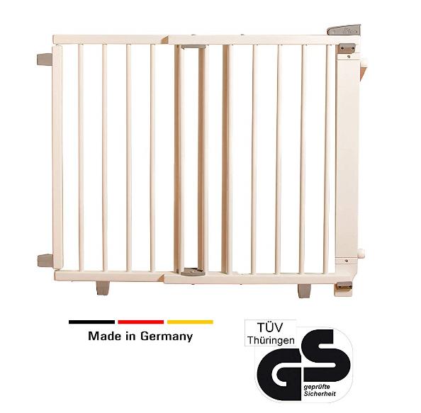 2 barrières de sécurité pivotantes Geuther pour escalier 130 Fontenay-sous-Bois (94)