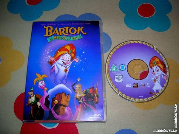 DVD BARTOK LE MAGNIFIQUE - Dessin Animé 8 Nantes (44)