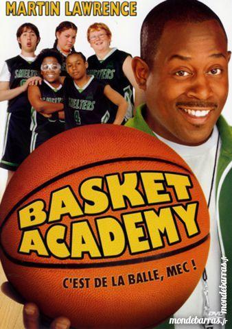 Dvd: Basket academy (120) DVD et blu-ray