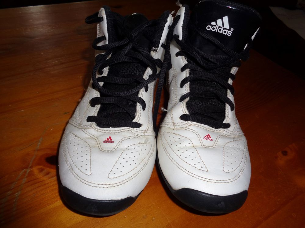 Basket Adidas P36 quasi neuf à 20 euros 20 Lauraët (32)