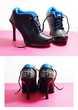 Basket femme talon Chaussures