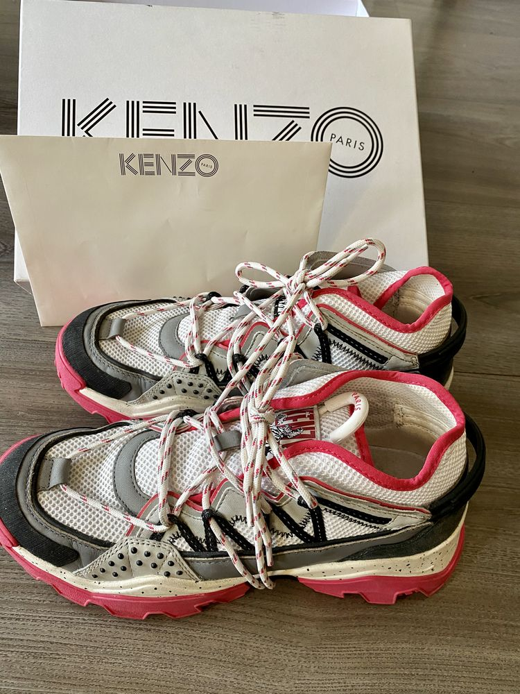 Basket Kenzo Femme Inka  250 Paris 19 (75)