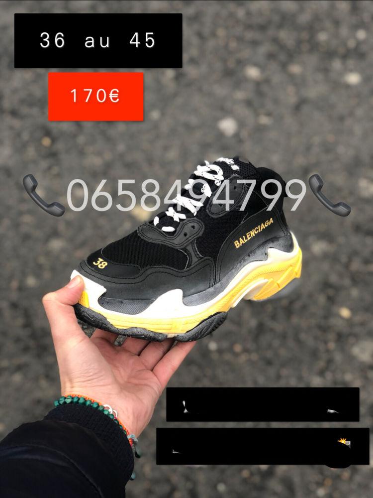 84ca2bc066a6 Achetez baskets balenciaga neuf - revente cadeau, annonce vente à ...