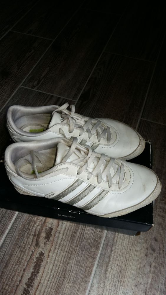 Baskets fille Adidas 10 Valenciennes (59)